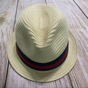 Old Navy Woven Trilby Fedora Hat